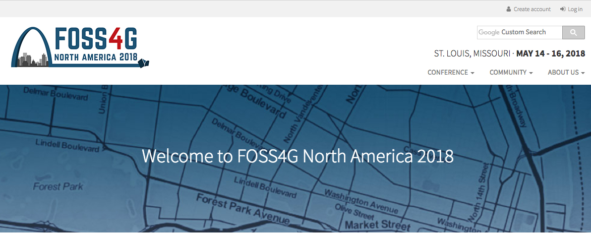 FOSS4G North America 2018